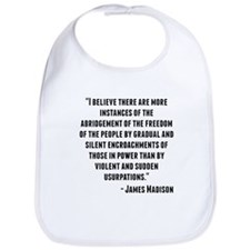 James Madison Quote Bib