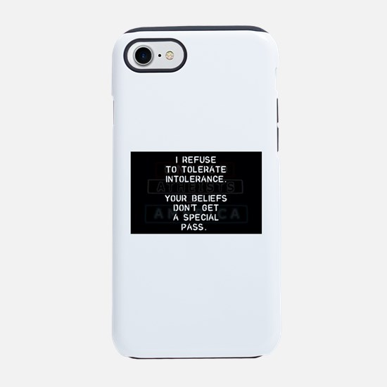 Tolerance iPhone 8/7 Tough Case