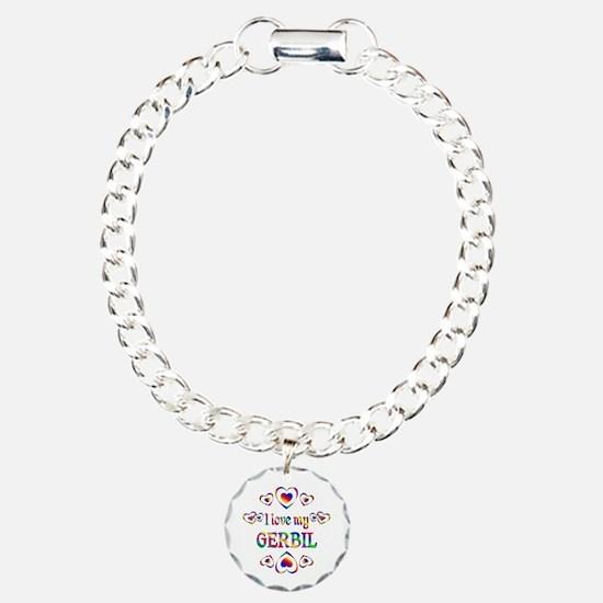 I Love My Gerbil Bracelet