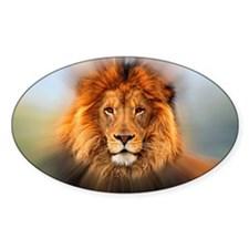 Cute Lione Decal