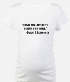 Dwight D. Eisenhower Quote Shirt