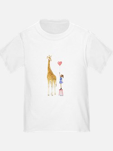 Unique Giraffes T