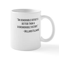 Millard Fillmore Quote Mugs
