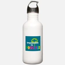 Impossible to possible Fish in a Tree Water Bottle