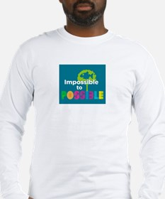 Impossible to possible Fish in a Tree Long Sleeve