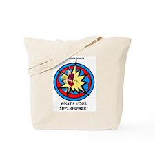 Super Kidney Donor Tote Bag