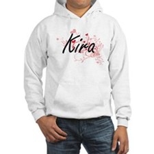 Kira Artistic Name Design with H Jumper Hoody