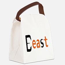 Beast Canvas Lunch Bag