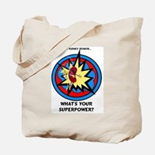 Super Kidney Donor Tote Bag