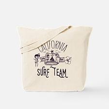 California Surf Team Tote Bag