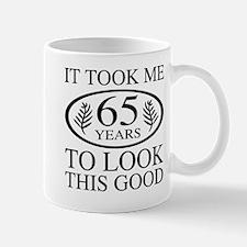Funny 65th Birthday Mug