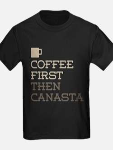 Coffee Then Canasta T-Shirt