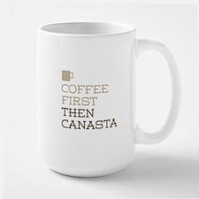 Coffee Then Canasta Mugs