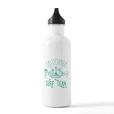 California Surf Team Water Bottle