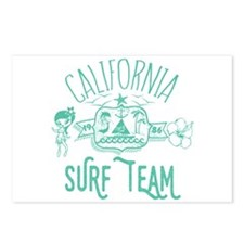 California Surf Team Postcards (Package of 8)