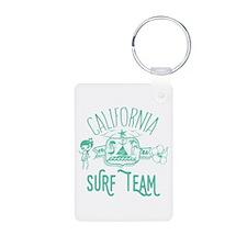 California Surf Team Keychains