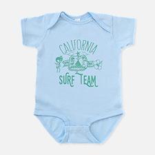 California Surf Team Body Suit