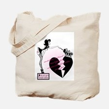 Sexy French Maid Tote Bag