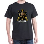 Chauvel Family Crest  Dark T-Shirt