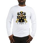 Chauvel Family Crest  Long Sleeve T-Shirt