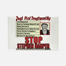 Stop Harper Magnets