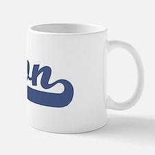 Tyson (sport-blue) Small Small Mug