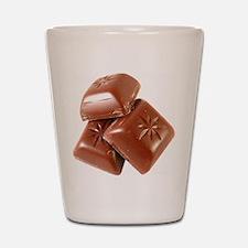 Chocolate Shot Glass