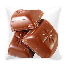 Chocolate Everyday Pillow