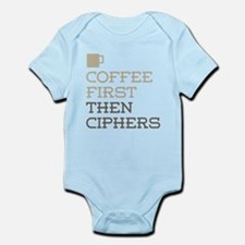 Coffee Then Ciphers Body Suit