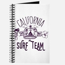 California Surf Team Journal