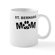 St. Bernard Mom Mugs