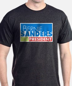 Bernie Sanders for President V4 T-Shirt