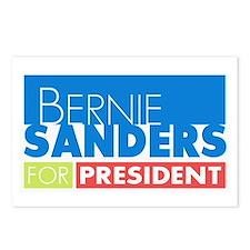 Bernie Sanders for Presid Postcards (Package of 8)