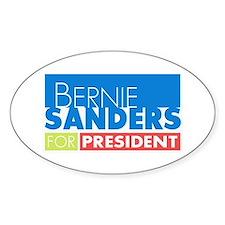 Bernie Sanders for President V4 Decal