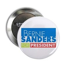 "Bernie Sanders for President V4 2.25"" Button"