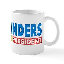 Bernie Sanders for President V4 Mug