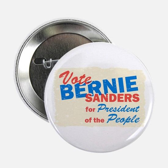 "Bernie Sanders for President V5 2.25"" Button"