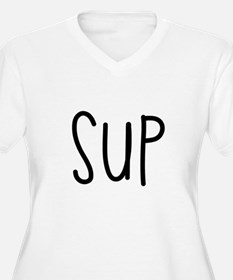 Sup Plus Size T-Shirt