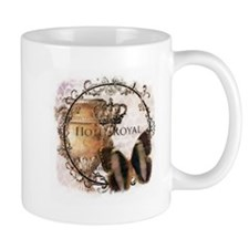 Butterfly and urn Mugs