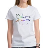 Believe dragonfly Women's T-Shirt