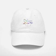 Believe...dragonflies Baseball Baseball Cap