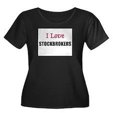 I Love STOCKBROKERS T
