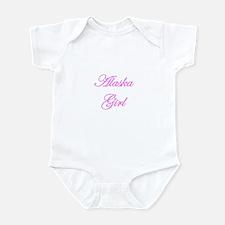 Alaska Girl Infant Bodysuit