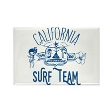California Surf Tea Magnets