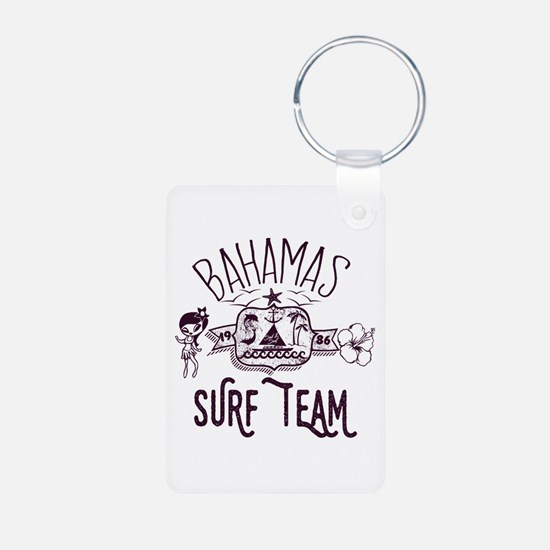 Bahamas Surf Team Keychains