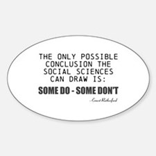 Only Conclusion Decal