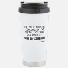 Only Conclusion Travel Mug