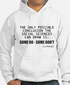Only Conclusion Hoodie