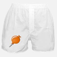 Lollipop Orange Boxer Shorts