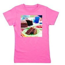 Unique Sweet cakes Girl's Tee